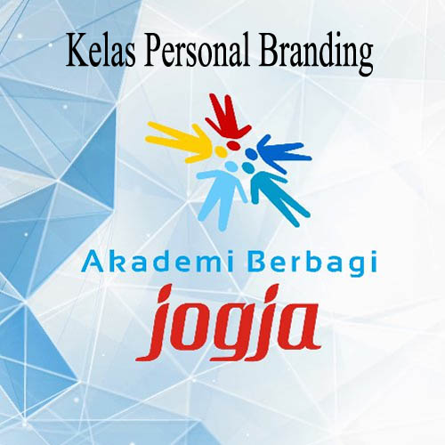 Akber Jogja : Personal Branding