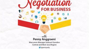 Semarang: Negotiation for Business