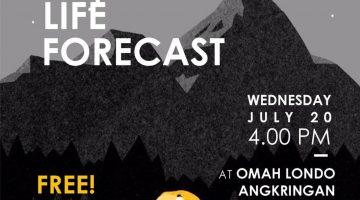 "Solo: #englishclub ""Life Forecast"""