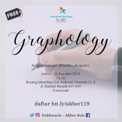 Solo: Graphology