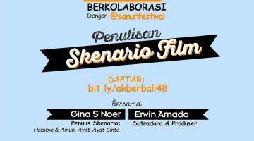 Bali: Penulisan Skenario Film