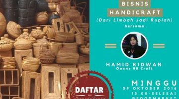 Pekalongan: Bisnis Handcraft