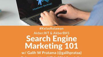 Akber Jakarta & Bekasi: Search Engine Marketing 101