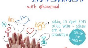 Akber Gorontalo: Asyik Dengan Internet