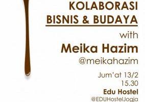 Akber Jogja: Kolaborasi Bisnis & Budaya