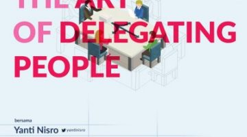 Akber Jogja: The Art of Delegating People