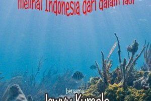 Akber Makassar: Diving, Melihat Indonesia dari dalam Laut