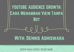 Akber Malang: Youtube Audience Growth