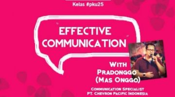 Akber Pekanbaru: Effective Communication