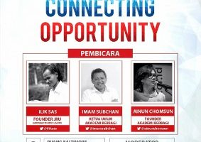 "Akber Semarang: #AkberSMG100 ""Connecting Volunteering & Opportunity"""
