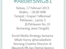 Akber Semarang: Social Media Strategy
