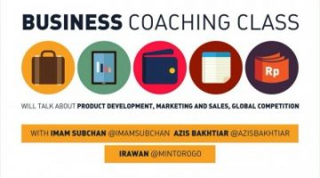 Akber Solo: Bussines Coaching Class