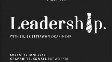 Akber Solo: Leadership