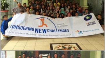 Local Leaders Meeting 2015: Conquering New Challenges