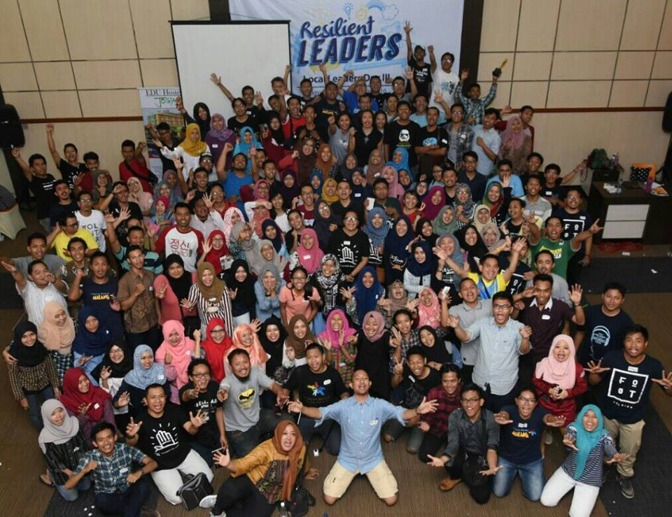 Founder's Speech – Local Leaders Day 2016