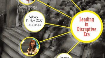 Makassar: Leading in Disruptive Era