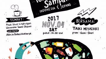 Jogja: Sistem Pengelolaan Sampah Indonesia & Jepang