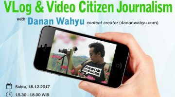 Batam: Vlog & Video Citizen Journalism