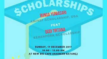 Batang: Hunting Scholarships
