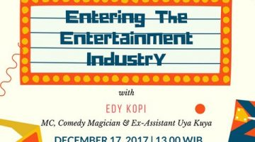 Pekalongan: Entering The Entertainment Industry