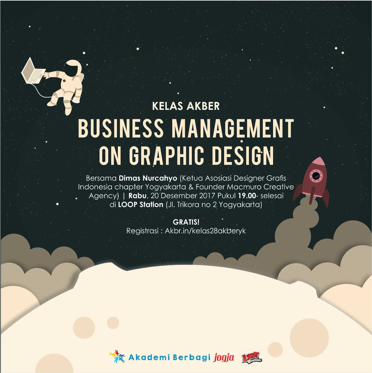 Jogja: Business Management on Graphic Design