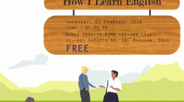 Solo: #EnglishClub – How I Learn English