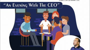Solo: An Evening with The CEO
