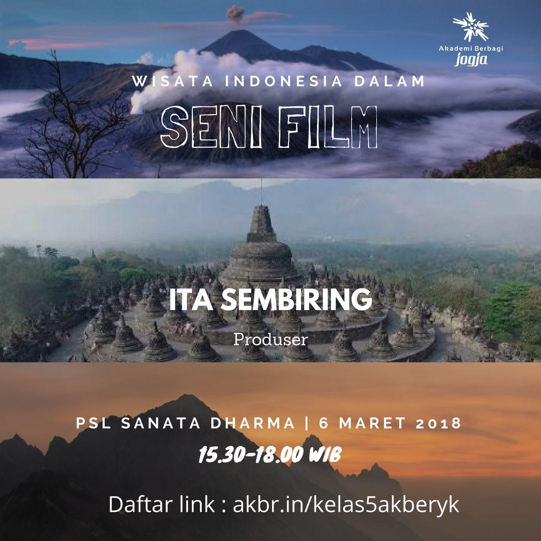 Jogja: Wisata Indonesia dalam Seni Film