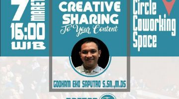 Semarang: Creative Sharing To Your Content