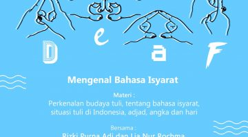 Jogja: Mengenal Bahasa Isyarat