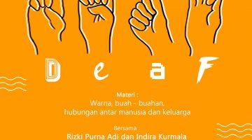 Jogja: Mengenal Bahasa Isyarat (Part 2)