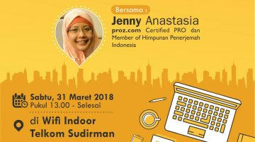 Palembang: How To Be A Professional Translator