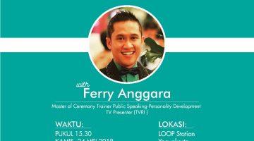 Jogja : Public Speaker