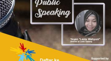 Pekanbaru : English Public Speaking Series