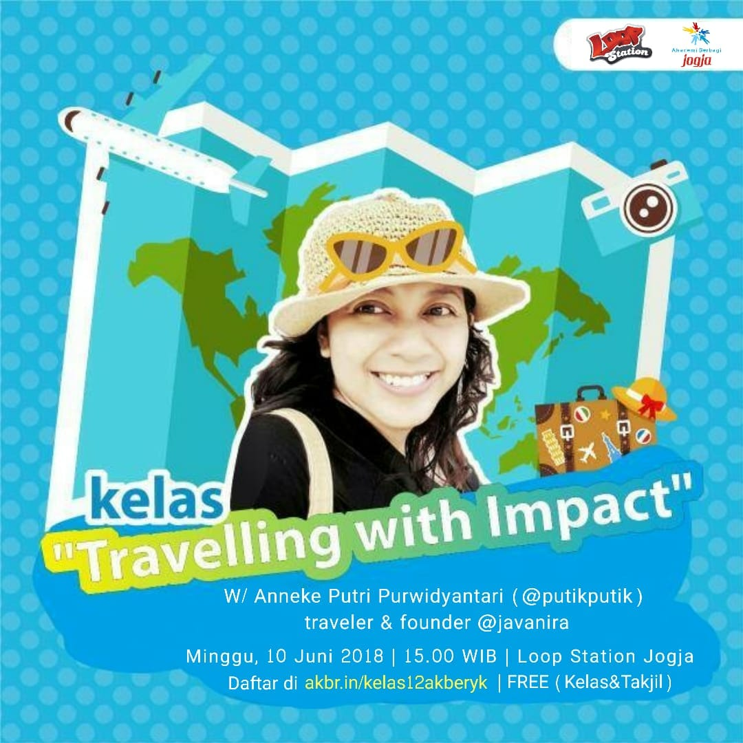 Jogja : Travelling With Impact