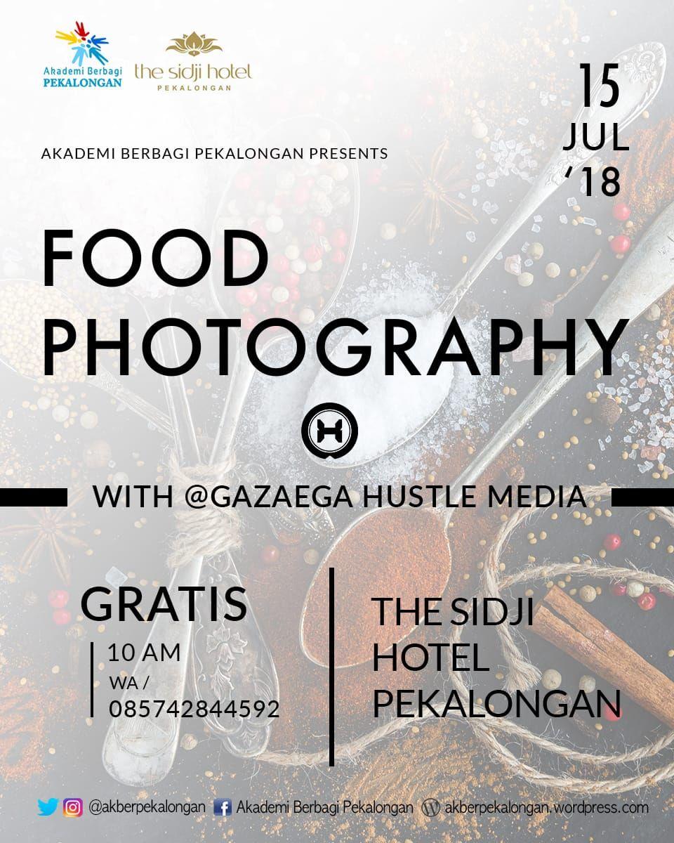 Pekalongan : Food Photography