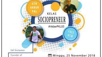 Pekalongan : Sociopreneur