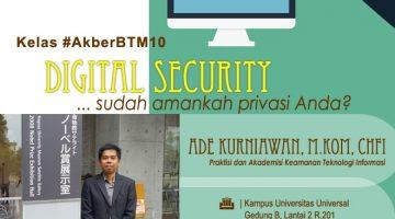 Batam: Digital Security