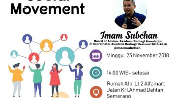 Semarang: Social Movement