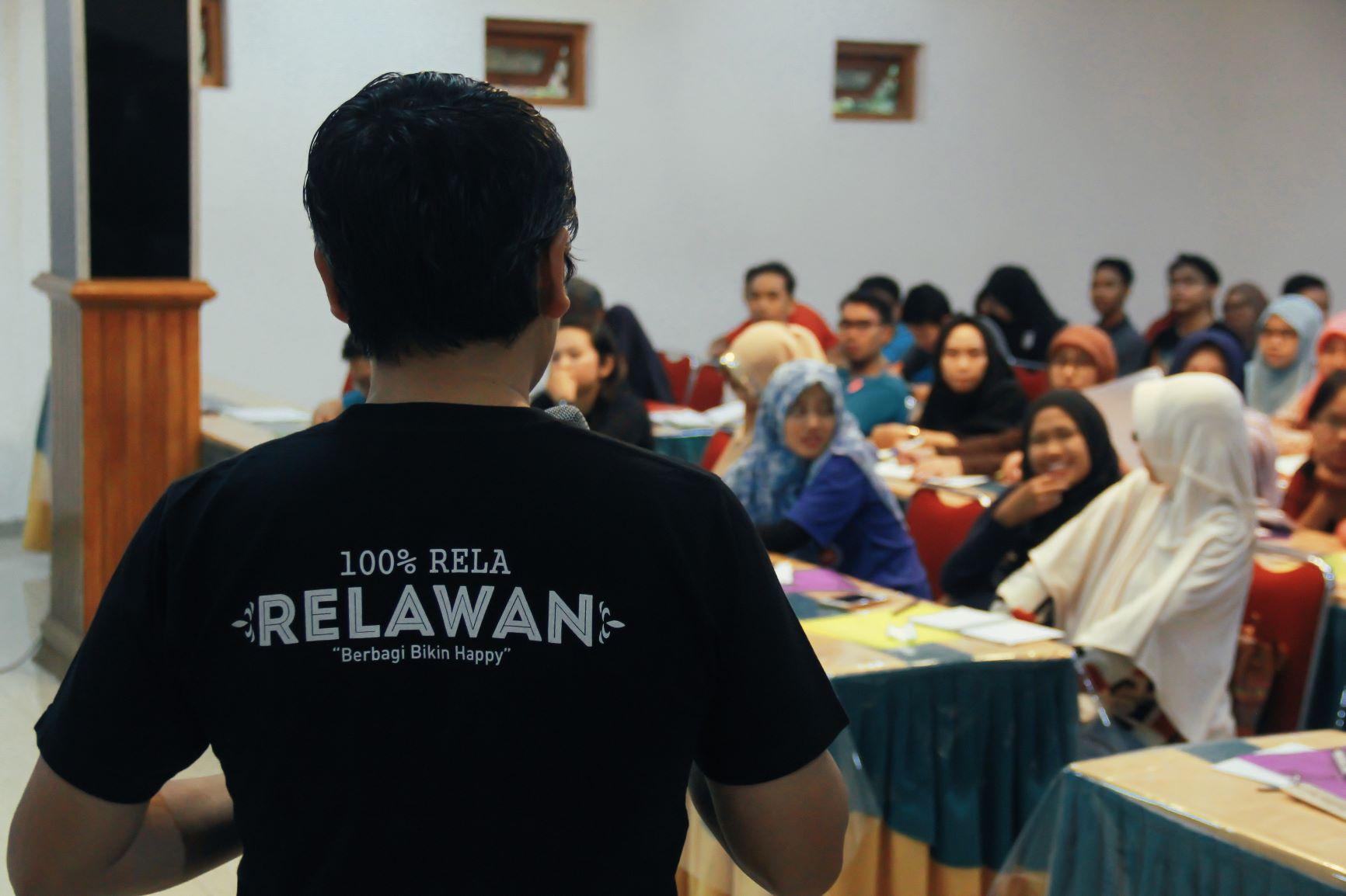 Relawan dan Ukuran Kesuksesan