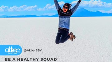 Surabaya: Be a Healthy Squad