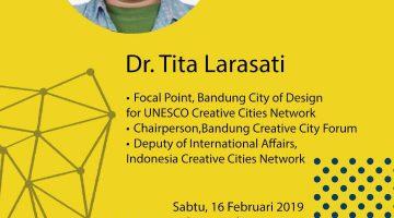"Bandung: Design Thinking""Urban Solutions"""