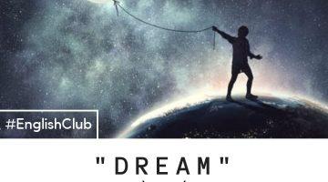 Solo: #EnglishClub – DREAM
