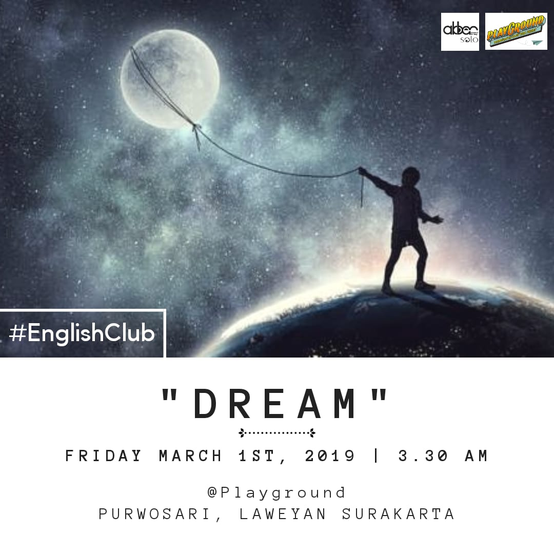 Solo: #EnglishClub – DREAM