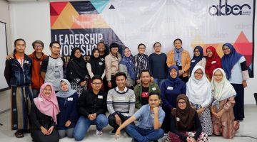 Ulasan Rani: Hari Pertama Workshop Leadership Akademi Berbagi (Part 1)