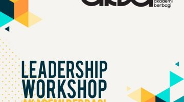 Workshop Leadership: Bukan Workshop Biasa