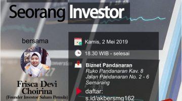 Semarang: Analisis Saham Seorang Investor