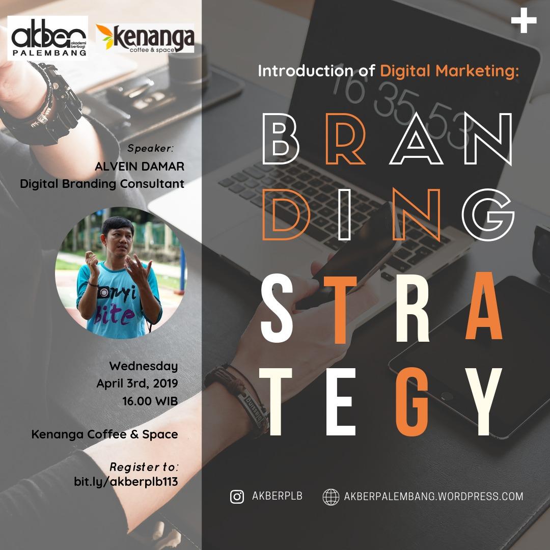 Palembang: Branding Strategy