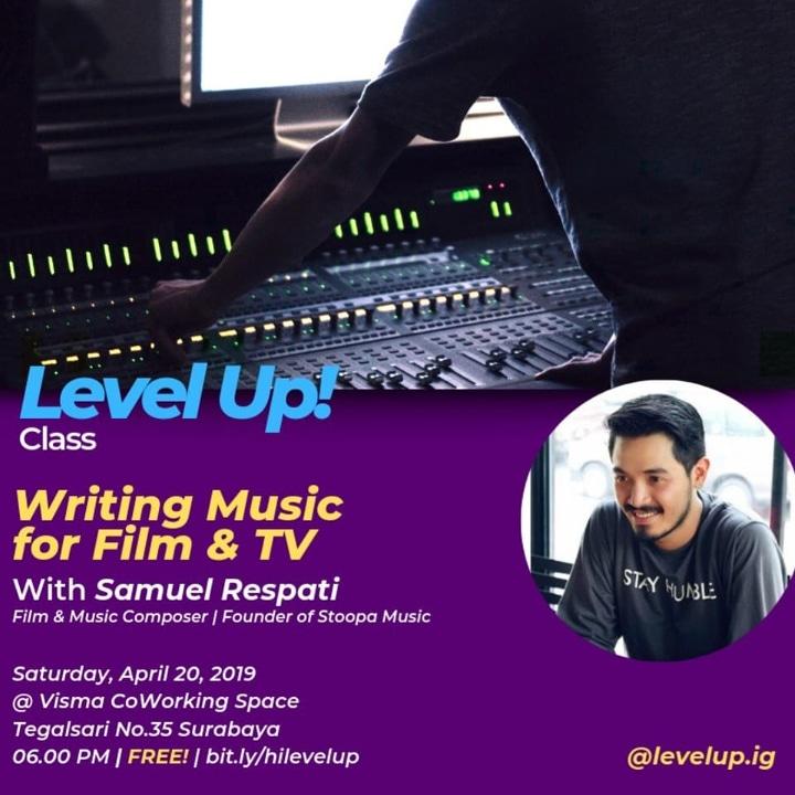 Surabaya: Writing Music For Film & TV