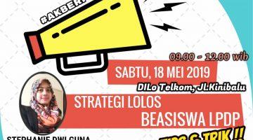 Pekanbaru: Strategi Lolos Beasiswa LPDP